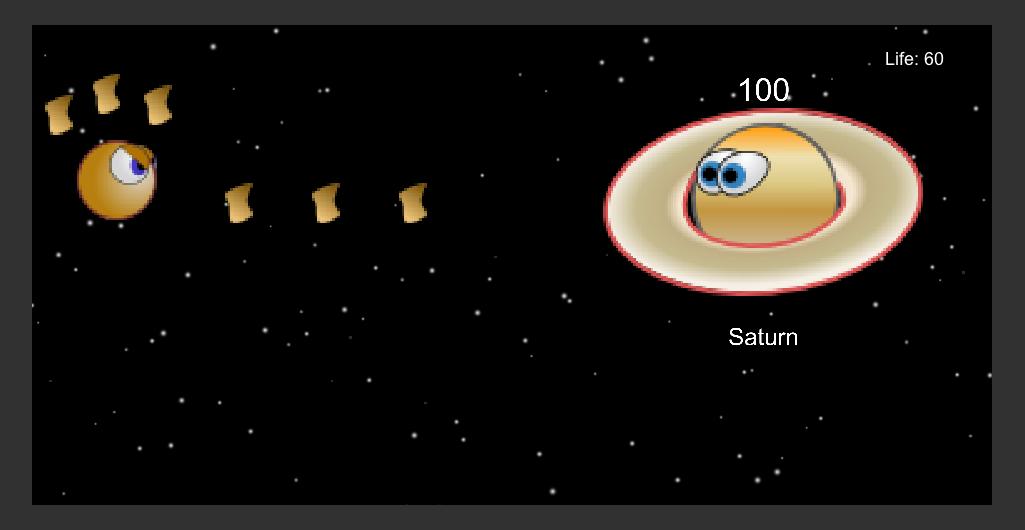 Poor Pluto's Revenge Screenshot