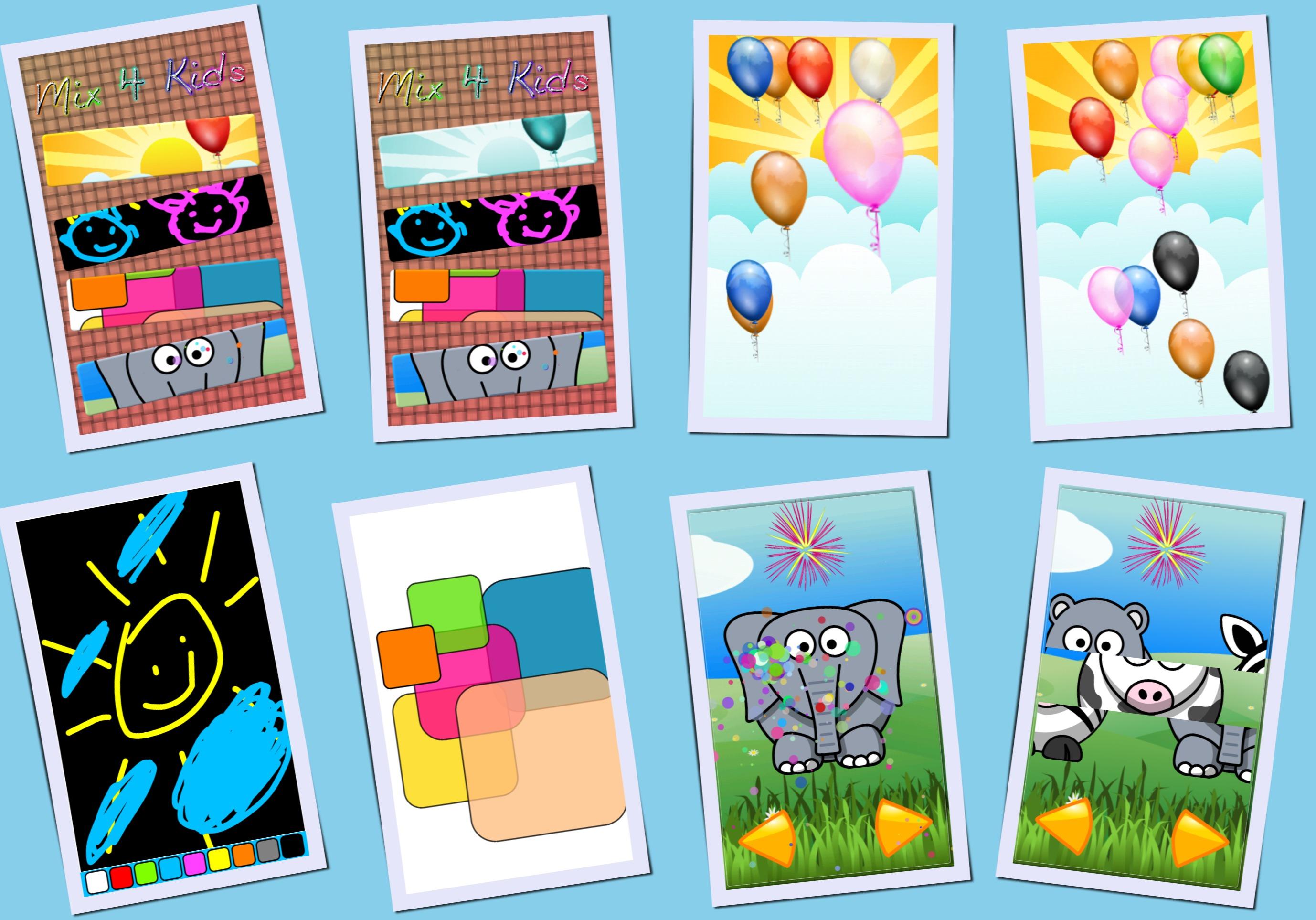 Paint & Play Screenshot